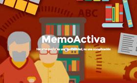 Geriatricarea MemoActiva estimulación cognitiva