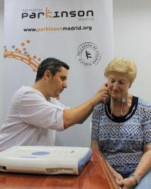 Geriatricarea Parkinson Madrid Deglupark