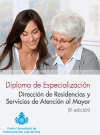 Geriatricarea diploma dirección de residencias