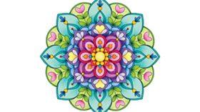 El mandala como terapia de estimulación cognitiva y artística en mayores