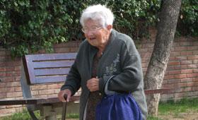 geriatricarea pacientes con Alzheimer