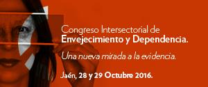 Geriatricarea Banner Congreso Intersectorial de Envejecimiento y Dependencia