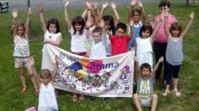 Grupo Amma celebra sus campamentos intergeneracionales de verano