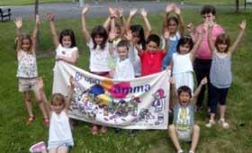 Geriatricarea Amma campamentos intergeneracionales de verano