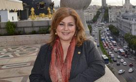 Geriatricarea Ana Lima Consejo General del Trabajo Social