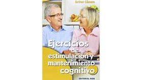 Un libro de ejercicios para fomentar la estimulación cognitiva en los mayores