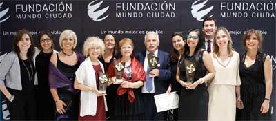 Geriatricarea Fundación SARquavitae Premios Empresa Social