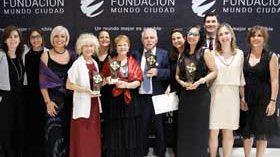 La Fundación SARquavitae recibe cuatro galardones en los Premios Empresa Social