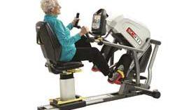 StepOne, un equipo diseñado para facilitar la práctica de ejercicio físico a personas mayores