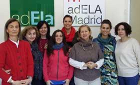 Geriatricaza adEla Asociación Esclerosis Lateral Amiotrófica ELA