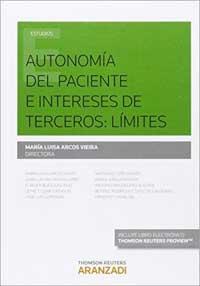 geriatricarea libro Autonomía del paciente e intereses de terceros