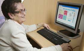 geriatricarea Tecnología mayores