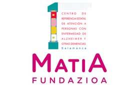 Geriatricarea CRE de Alzheimer Fundación Matia