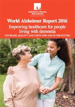 Geriatricarea Informe Mundial del Alzheimer demencia