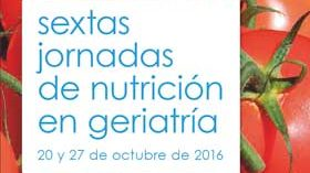 Las VI Jornadas de Nutrición en Geriatría se centran en la disfagia y la nutrición enteral domiciliaria