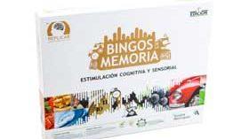 Bingos de la Memoria: un juego lúdico de estimulación cognitiva y sensorial