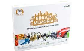 Geriatricarea estimulación cognitiva Bingos de la Memoria