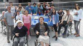FSC y Grupo Lagunduz impulsan la intervención psicosocial en el Centro Gerontológico Egogain