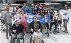geriatricarea intervencion psicosocial FSS Grupo Lagunduz