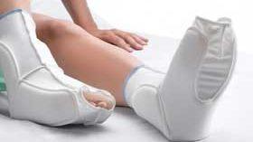 Cómodas taloneras antiescaras que no impiden la movilidad del paciente
