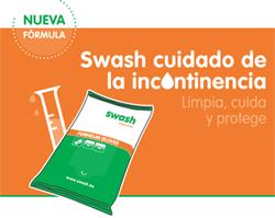 Geriatricarea Arion Swash incontinencia