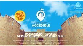 thyssenkrupp Encasa busca el Destino Turístico Accesible 2016