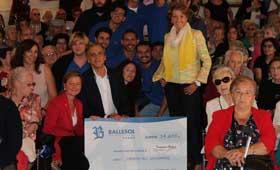 Geriatricarea Grupo Ballesol Fundación Aladina