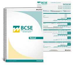 Geriatricarea Pearson BCSE evaluar estado cognitivo