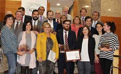Geriatricarea Premios AICP Fundación Pilares