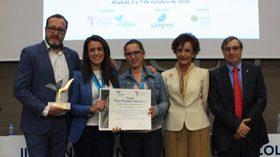 Un estudio pionero de Sanyres sobre musicoterapia logra el Premio Rocío Fernández-Ballesteros