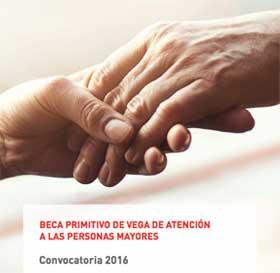 Geriatricarea beca Primitivo de la Vega de Investigación Fundación MAPFRE
