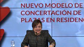 Bizkaia amplía la concertación de plazas en residencias para personas en situación de dependencia