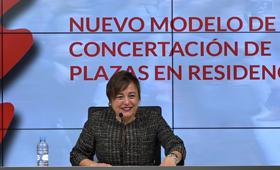 Geriatricarea concertación Bizkaia Isabel Sánchez Robles