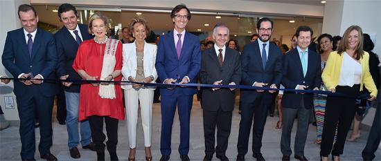 Geriatricarea inauguración Ballesol Querétaro