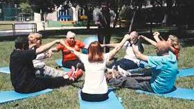 En marcha el Club de Vida Helios, una interesante alternativa de envejecimiento activo