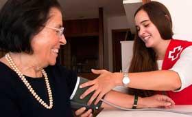geriatricarea Cruz Roja Espanola personas mayores