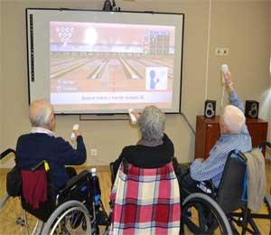 geriatricarea ILUNION Aulas Tecnológicas