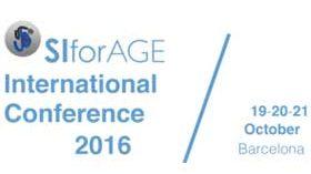 Barcelona acoge la celebración de la SIforAGE International Conference 2016
