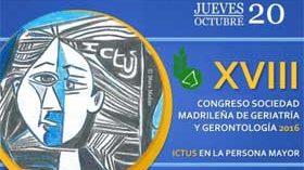 El XVIII Congreso de la SMGG se centra en el Ictus en la persona mayor
