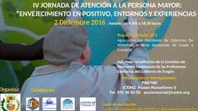 IV Jornada de Atención a la Persona Mayor del Colegio de Médicos de Zaragoza