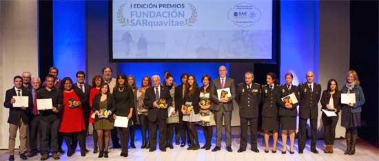 Geriatricarea Premios Fundación SARquavitae