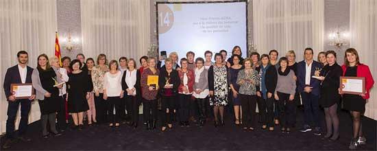 Geriatricarea Premis ACRA auxiliares de geriatría