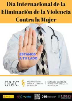 Geriatricarea Violencia de género Organización Médica Colegial