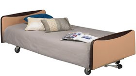Una cama especialmente concebida para personas afectadas por Alzheimer