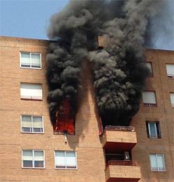 Geriatricarea incendios viviendas personas mayores