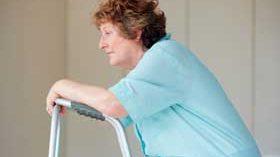 La pérdida de autonomía durante la vejez es la mayor preocupación de los mayores