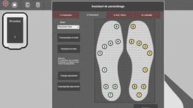Sistema Winshoe para el análisis de presiones en marcha dentro del calzado
