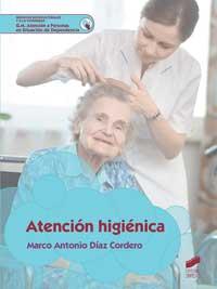 geriatricarea Atención higiénica cuidador editorial Síntesis