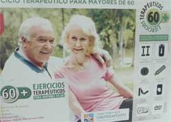 Geriatricarea CPFCM Pack del Mayor prevenir dolencias
