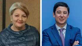 Carmen Balfagón y Borja Fanjul, al frente del Imserso y las Políticas de Apoyo a la Discapacidad